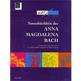 Media Anna Magdalena Bach Notebook