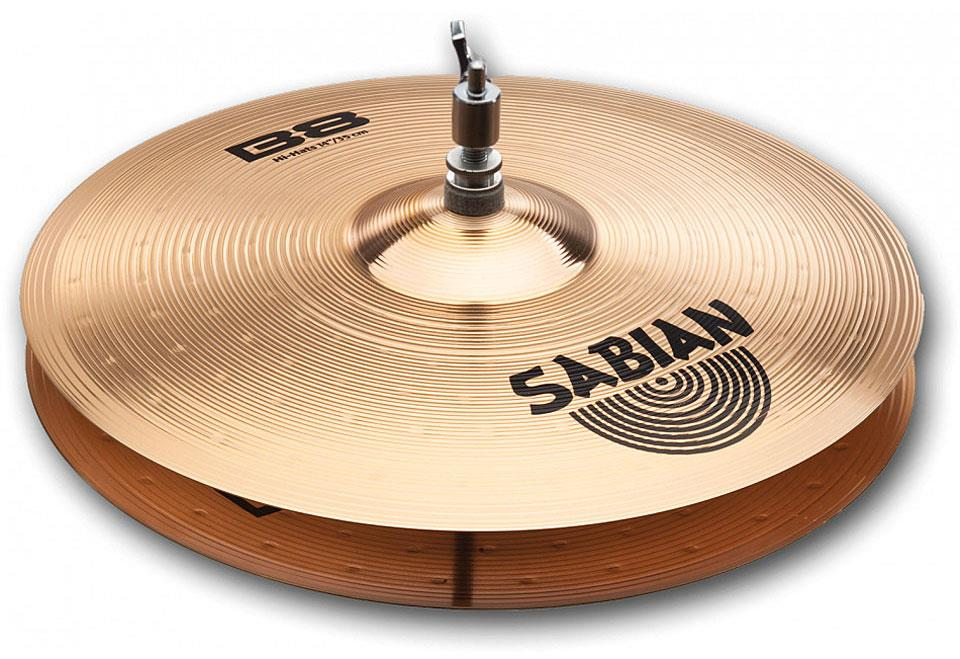 sabian b8 complete set keymusic. Black Bedroom Furniture Sets. Home Design Ideas