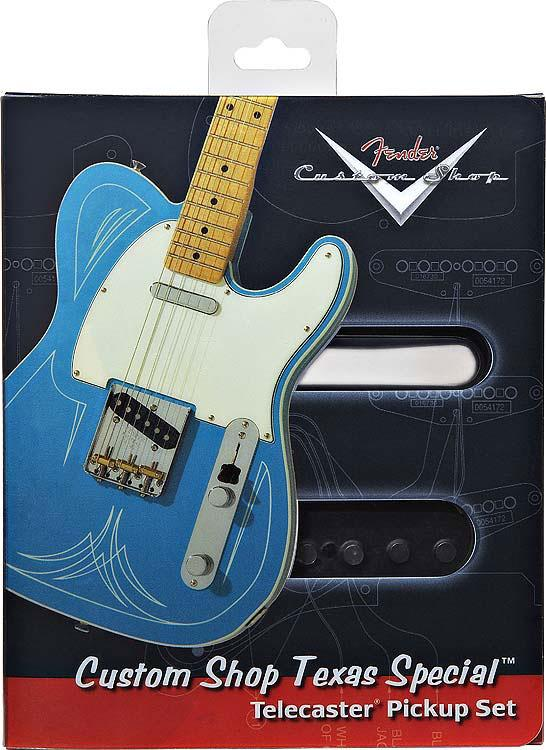 Fender Custom Shop Texas Special Telecaster Pickup Set | Keymusic fender custom shop texas special pickups telecaster