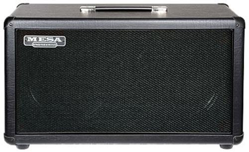 mesa boogie 2x12 roadster horizontal extension cabinet keymusic. Black Bedroom Furniture Sets. Home Design Ideas