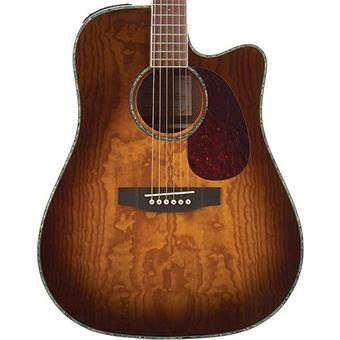 Takamine EG333C Limited Edition acoustic-electric cutaway dreadnought guitar