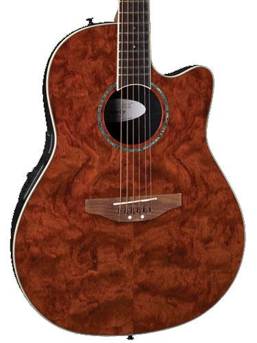 Ovation celebrity round back swivel