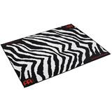 Meinl MDRZB Drum Rug Zebra Finish