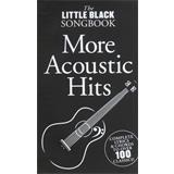 Hal Leonard The Little Black Songbook More Acoustic Hits