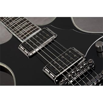 Ibanez DN500 Black alternative design guitar