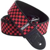 Dunlop D3831RD Classic Woven Red Check