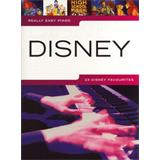 Hal Leonard Really Easy Piano Disney
