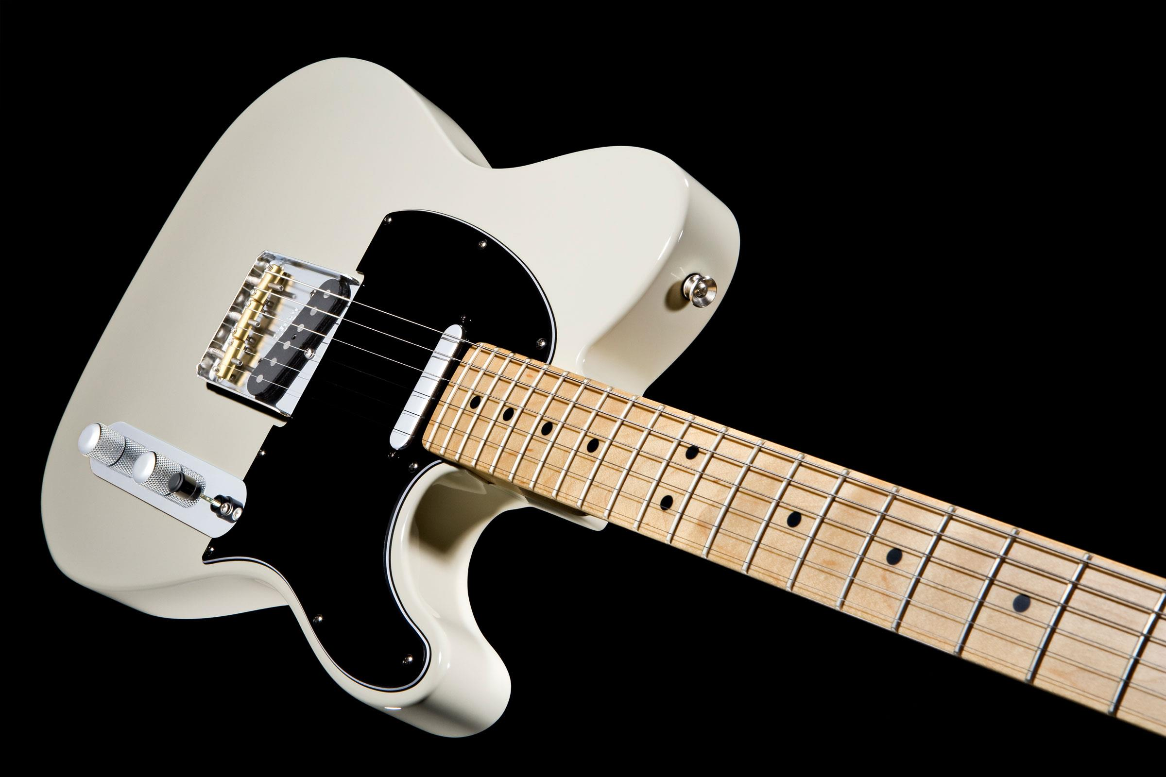 Fender American Special Telecaster Olympic White Maple