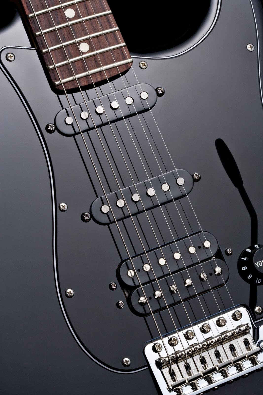 Fender American Special Stratocaster Hss Black Rosewood