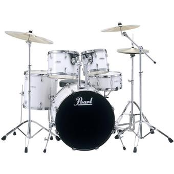Pearl FZ725F C33 Forum Pure White acoustic drum kit
