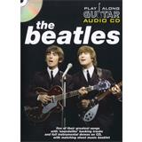 Music Sales Play Along Guitar Audio The Beatles