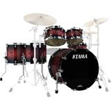 Tama PL62HXZ2 Superstar Hyperdrive Red Sparkle Burst
