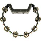 Soho J993BK LED Disco Light Tambourine