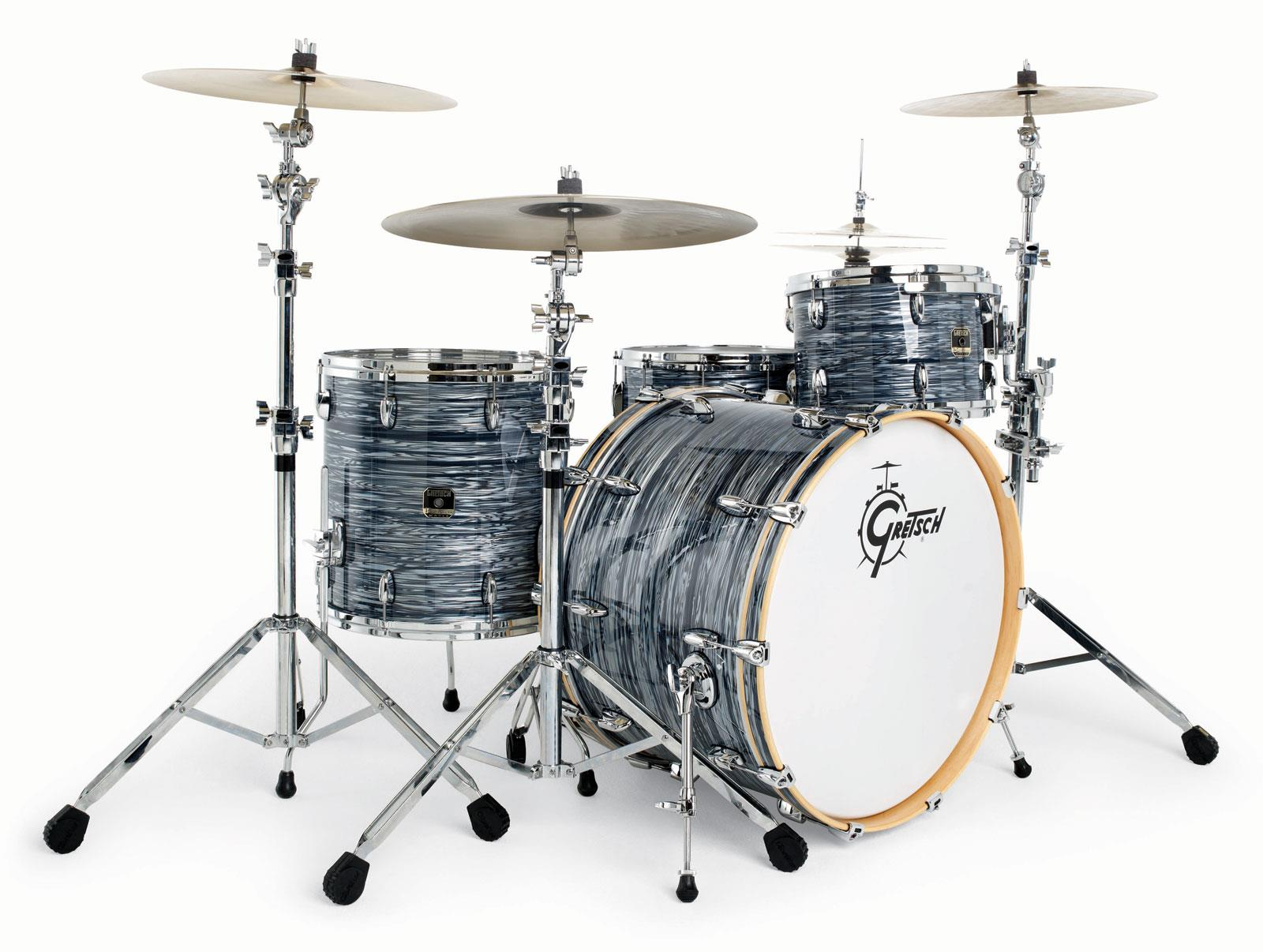 gretsch drums rnr643 renown maple silver oyster pearl keymusic. Black Bedroom Furniture Sets. Home Design Ideas