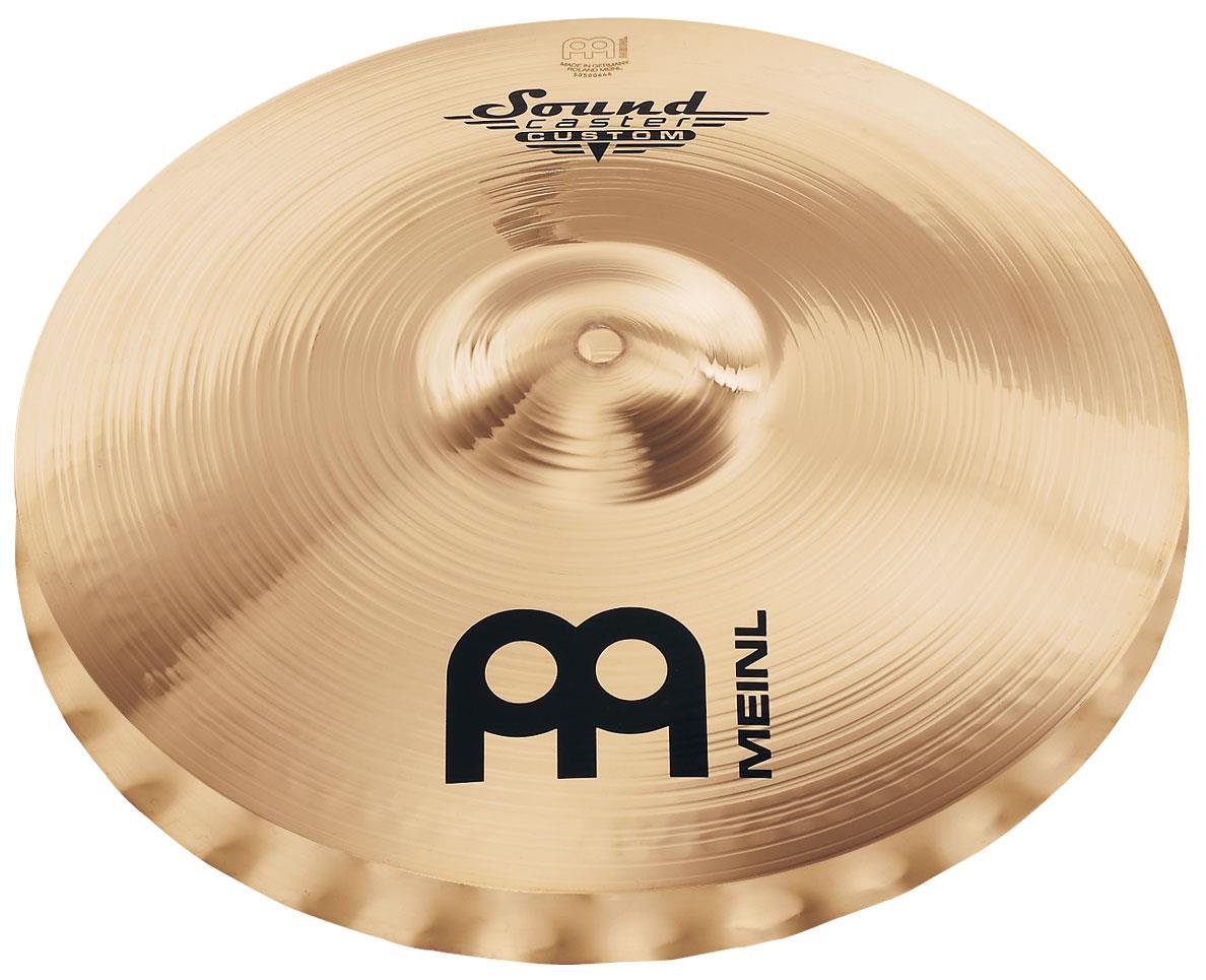 meinl soundcaster custom power cymbal set keymusic. Black Bedroom Furniture Sets. Home Design Ideas