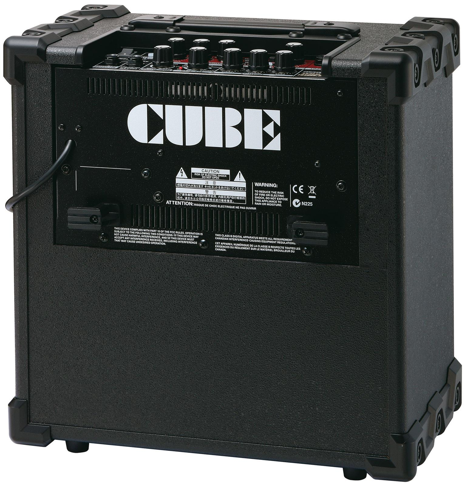 roland cube 20xl keymusic. Black Bedroom Furniture Sets. Home Design Ideas