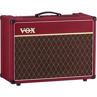 Vox AC15C1 Limited Edition Vintage Red guitar combo