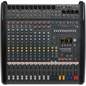 Dynacord PowerMate 1000 MK3 powered mixer