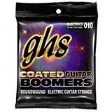 GHS CB GBL Coated Light Boomers Electric Guitar Strings