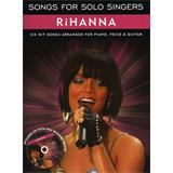 Hal Leonard Songs For Solo Singers Rihanna