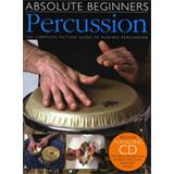 Hal Leonard Absolute Beginners Percussion