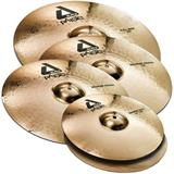 Paiste Alpha Brilliant Medium Set