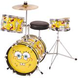 Spongebob Childrens Drum Kit