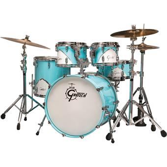 Gretsch Drums Renown 57 Motor City Blue acoustic drum kit