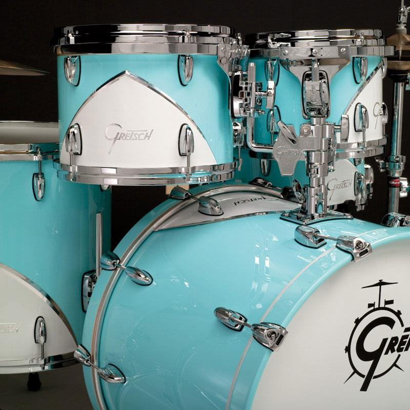 Extended Warranty Companies >> Gretsch Drums Renown 57 Motor City Blue | Keymusic