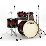 Tama Silverstar VL52KS Transparent Red Burst