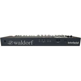 Waldorf Blofeld Keyboard Black modelling synthesizer