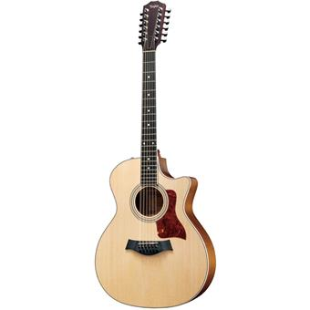 Taylor 454ce 12 string acoustic guitar
