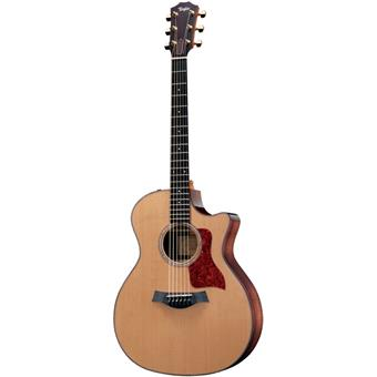 Taylor 714ce Natural acoustic-electric cutaway orchestra guitar