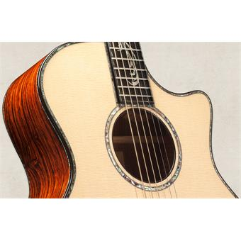 Taylor PS16ce Grand Symphony Presentation Series acoustic-electric cutaway orchestra guitar
