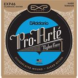D'Addario EXP46 Coated Classical Guitar Hard Tension