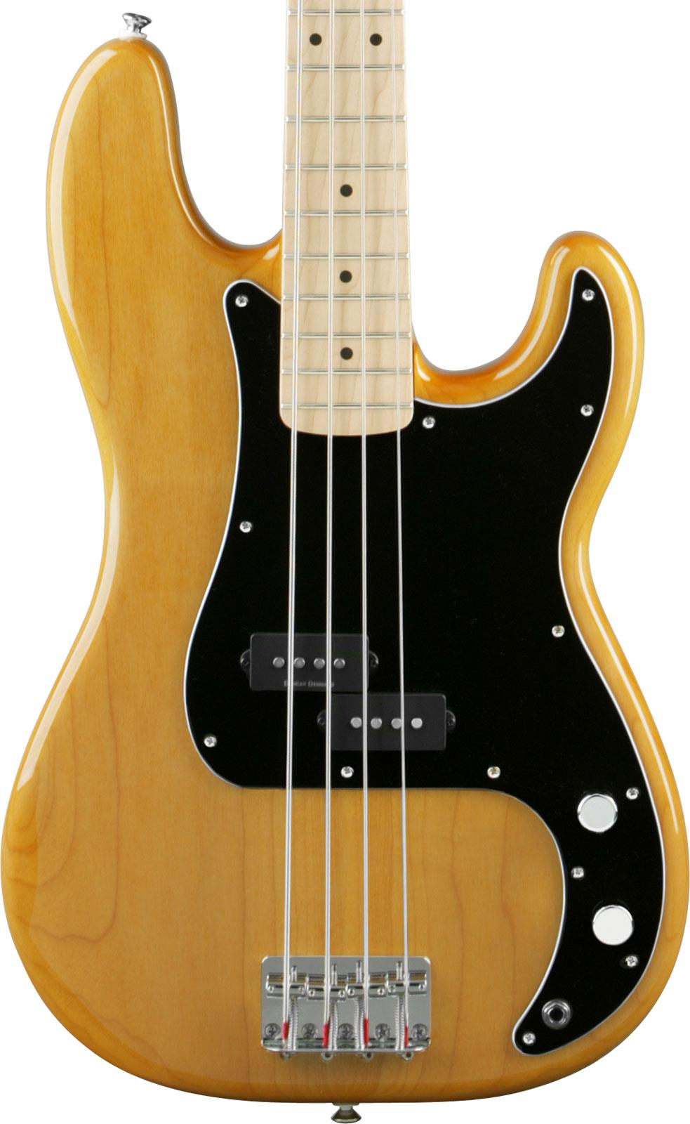 squier vintage modified precision bass amber keymusic. Black Bedroom Furniture Sets. Home Design Ideas