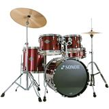 Sonor Smart Force 11 Studio Set WM11228 Wine Red