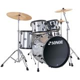 Sonor Smart Force 11 Stage 2 Set WM13070 Brushed Chrome