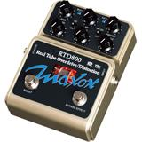 Maxon RTD800 Real Tube II Overdrive Distortion