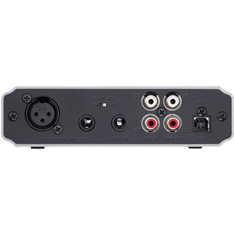 Tascam US125M interface audio