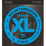 D'Addario ETB92 Tapewound Bass Medium 50-105