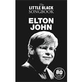 Hal Leonard The Little Black Songbook Elton John