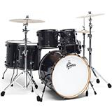 Gretsch Drums CME826 Catalina Maple Transparent Black