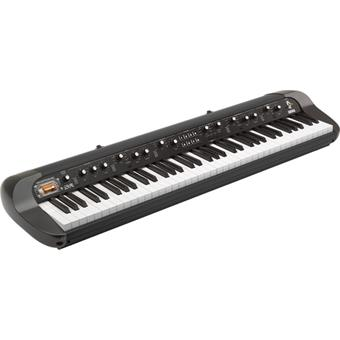 Korg SV1 73 Black stage piano