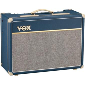 Vox AC15C1 Limited Edition Blue combo guitare électrique