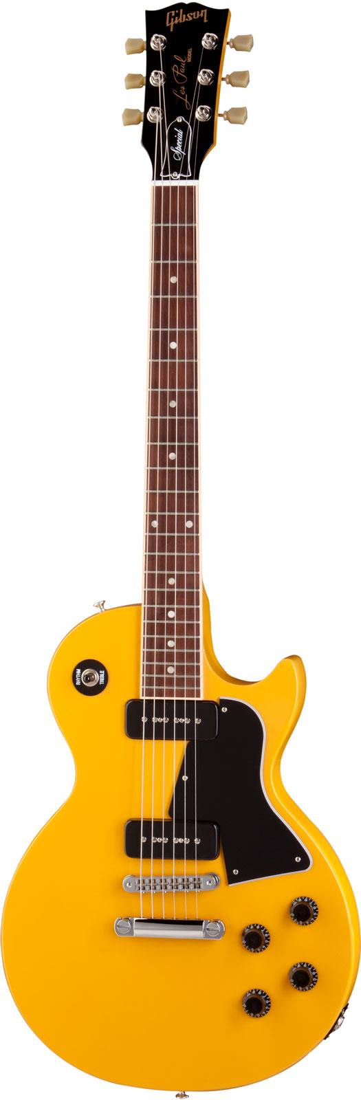 gibson les paul junior special p90 gloss yellow keymusic. Black Bedroom Furniture Sets. Home Design Ideas