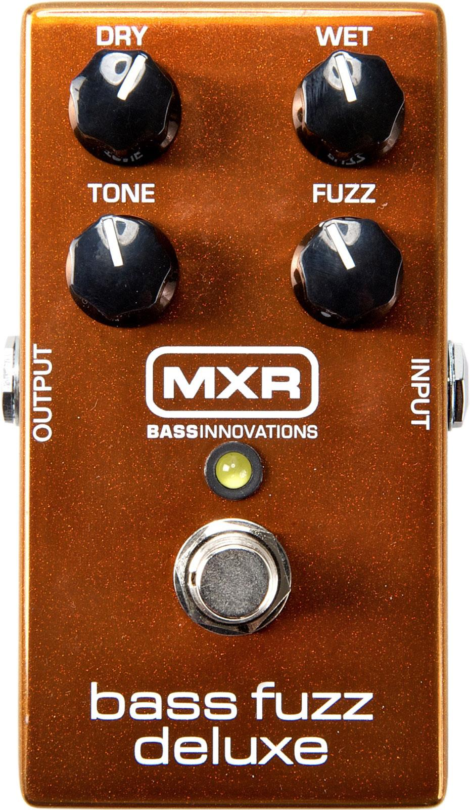 mxr m84 bass fuzz deluxe keymusic. Black Bedroom Furniture Sets. Home Design Ideas