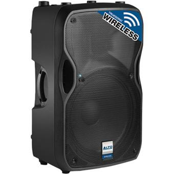 Alto TS115W TrueSonic Wireless active full-range loudspeaker