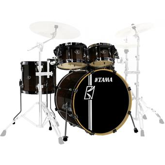 Tama SL52HXZB5S Superstar Hyperdrive Dark Mocha Fade fusion shell kit