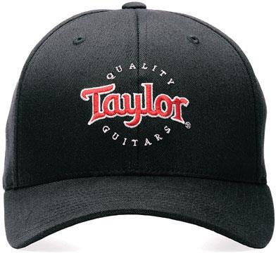 Taylor Ware Flex Fit Cap Black Keymusic